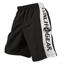 Clinch Gear Kids Black Performance Shorts